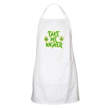 Take Me Higher (Vintage) BBQ Apron