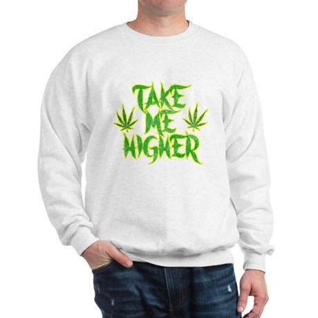 Take Me Higher (Vintage) Sweatshirt