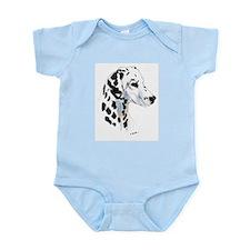 Dalmatian Infant Creeper