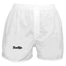 Brooklyn Boxer Shorts