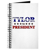 TYLOR for president Journal