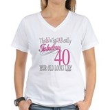 40th Birthday Gifts Shirt