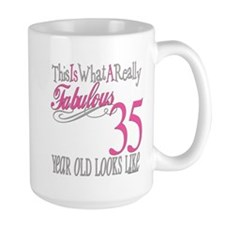 35th Birthday Gifts Mug