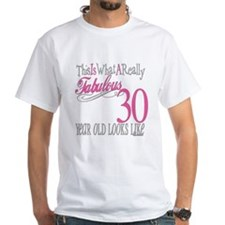 30th Birthday Gifts Shirt