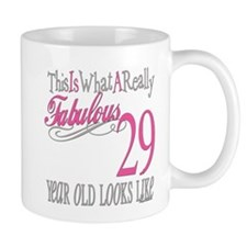 29th Birthday Gifts Mug