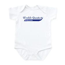 Greatest Dishwasher Infant Bodysuit