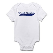 Greatest Nutritionist Infant Bodysuit