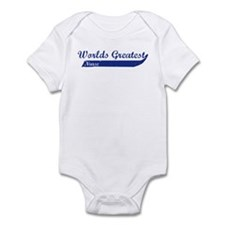 Greatest Nurse Infant Bodysuit