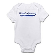 Greatest Custodian Infant Bodysuit