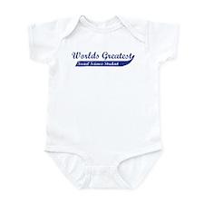 Greatest Social Science Stude Infant Bodysuit
