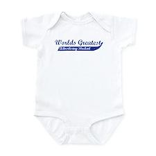 Greatest Advertising Student Infant Bodysuit
