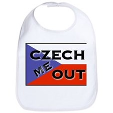 CZECH ME OUT Bib