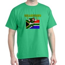 South African Rugby T-Shirt