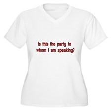 Telephone Operator T-Shirt