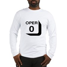 Switchboard Operator Long Sleeve T-Shirt