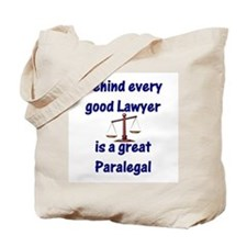 Paralegal Tote Bag