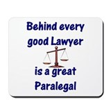 Paralegal Mousepad