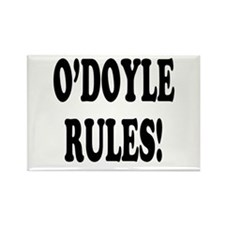 O'Doyle Rules! Rectangle Magnet