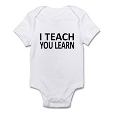 Teach-Learn Infant Bodysuit