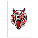 Wolf @ eShirtLabs.Com Large Poster