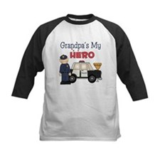 Grandpa's My Hero Tee