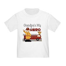 Grandpas My Hero Firefighter T