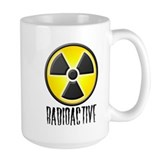 Radioactive Lab Wear Logo Mug