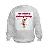 Bear Daddy's Fishing Buddy  Sweatshirt