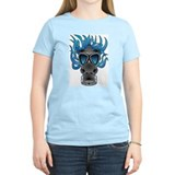 Gas Mask Blue @ eShirtLabs T-Shirt