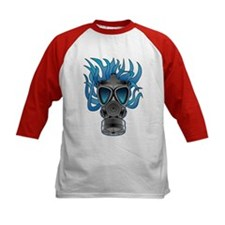 Gas Mask Blue @ eShirtLabs Tee