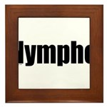 Nympho Framed Tile