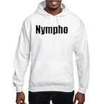 Nympho Hooded Sweatshirt