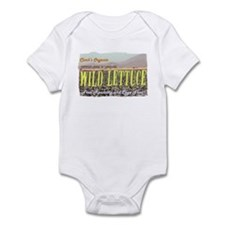 Clark's Organic Wild Lettuce Infant Bodysuit