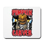 Pumpkin Carver @ eShirtLabs Mousepad
