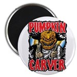 Pumpkin Carver @ eShirtLabs Magnet