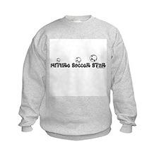 FUTURE SOCCER STAR Sweatshirt