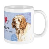 Clumber Spaniel Small Mugs