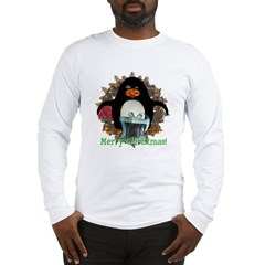 Pongo Penguin Long Sleeve T-Shirt