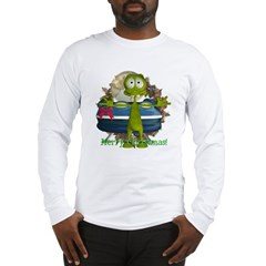Al Alien Long Sleeve T-Shirt