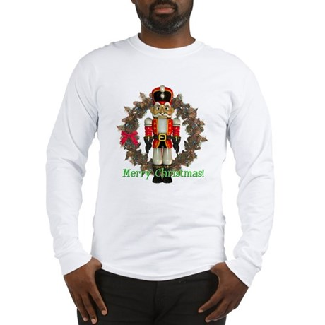 Nutcracker (Red) Long Sleeve T-Shirt