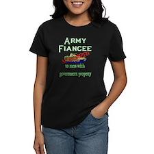 Army Fiancee Authorized Tee