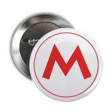 """Mario Button (2.5"""")"""