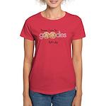 Goodies Women's Red T-Shirt