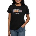 Goodies Women's Black T-Shirt