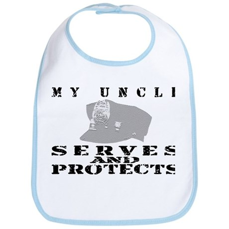 Serves & Protects Hat - Uncle Bib