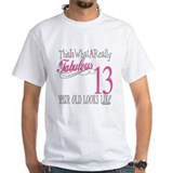 13th Birthday Gifts Shirt