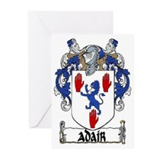 Adair Coat of Arms Greeting Cards (Pk of 20)