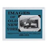 Vintage New York City Photographs Calendar