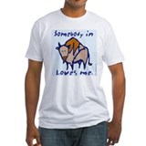 Somebody in Buffalo, NY Loves me Shirt