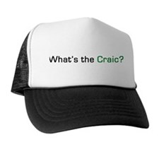 What's the craic? Trucker Hat